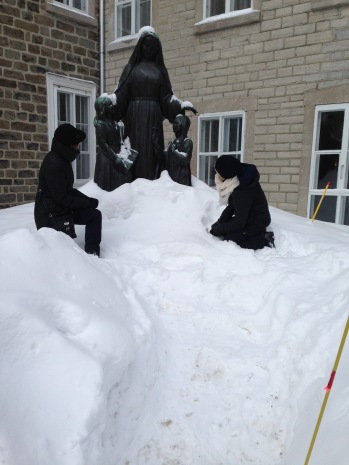 Monastère des Ursulines de Québec