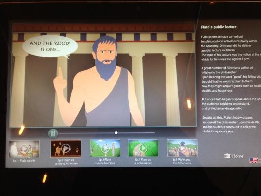 Plato Digital Museum