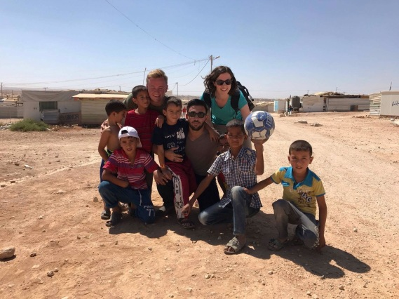 Zaatari with Kids