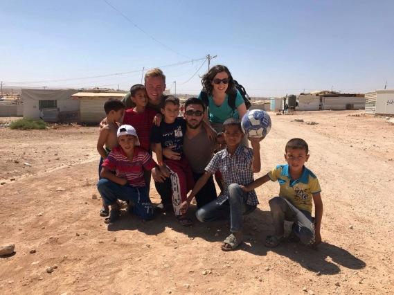 Zaatari with Kids